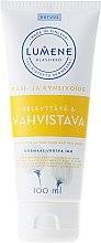 Parfumuri și produse cosmetice Cremă pentru mâini și unghii pentru fermitate - Lumene Klassikko Glow & Strengthen Hand & Nail Cream