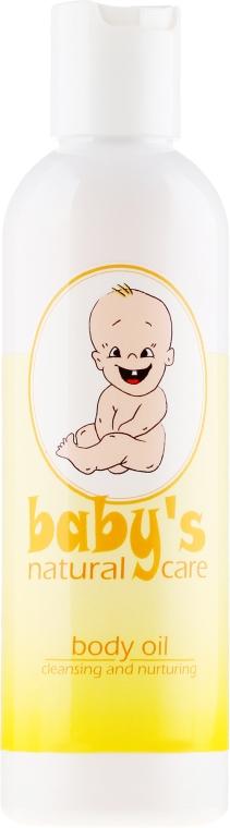 Ulei de corp pentru copii - Styx Naturcosmetic Baby's Natural Care — Imagine N2