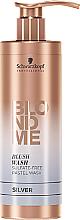 Parfumuri și produse cosmetice Șampon fără sulfați - Schwarzkopf Professional Blond Me Blush Wash Silver