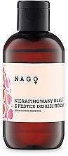 Parfumuri și produse cosmetice Ulei nerafinat de măceș - Fitomed Rosa Canina Seed Oil