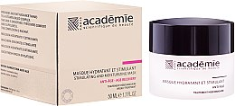 Parfumuri și produse cosmetice Mască pentru hidratare și stimulare de față - Academie Age Recovery Stimulating & Moisturizing Mask
