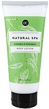 Parfumuri și produse cosmetice Lapte de corp - Accentra Natural Spa Eucalyptus & Lemongrass Body Lotion