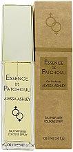Parfumuri și produse cosmetice Alyssa Ashley Essence de Patchouli - Apă de colonie