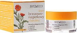 Parfumuri și produse cosmetice Cremă de protecție pentru față - Sylveco Birch And Marigold Day Cream With Betulin