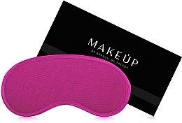 """Parfumuri și produse cosmetice Mască pentru somn, roz """"Classic"""" - MakeUp"""