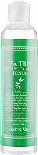 Parfumuri și produse cosmetice Toner pentru ten problematic - Secret Key Tea Tree Refresh Calming Toner