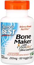 Parfumuri și produse cosmetice Complex de întărire a oaselor - Doctor's Best Bone Maker with Bonolive