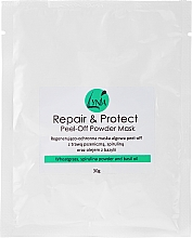 """Mască de față """"Restaurare și Protecție"""" - Lynia Repair & Protect Peel-off Powder Mask — Imagine N1"""