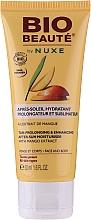 Parfumuri și produse cosmetice Cremă hidratantă cu extract de mango pentru autobronzare - Nuxe Bio Beaute Self-Tanning Moisturizing Cream-Gel