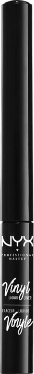 Eyeliner lichid pentru ochi - NYX Professional Makeup Vinyl Liquid Liner — Imagine N1