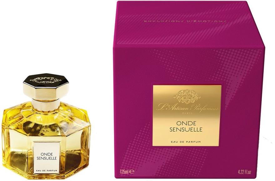 L'Artisan Parfumeur Explosions d`Emotions Onde Sensuelle - Apă de parfum — Imagine N2