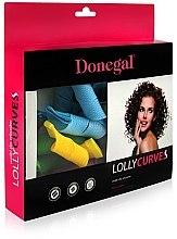 """Parfumuri și produse cosmetice Set bigudiuri pentru păr """"Lolly Curves"""" 5007 - Donegal"""