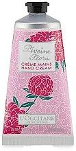 Cremă de mâini - L'Occitane Pivoine Flora Hand Cream — Imagine N2
