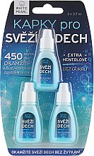 Parfumuri și produse cosmetice Agent de clătire pentru cavitatea bucală - VitalCare White Pearl Drops For Fresh Breath