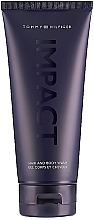 Parfumuri și produse cosmetice Tommy Hilfiger Impact - Gel de duș pentru păr și corp