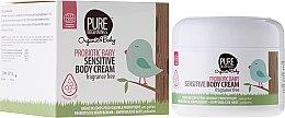 Parfumuri și produse cosmetice Cremă pentru pielea sensibilă - Pure Beginnings Probiotic Baby Sensitive Body Cream