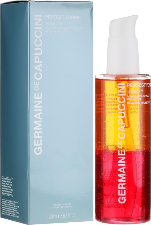 Ulei de corp pentru slăbire - Germaine de Capuccini Perfect Forms Total Fit — Imagine N1
