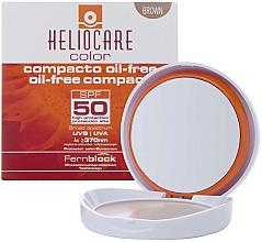 Parfumuri și produse cosmetice Cremă-pudră de față - Cantabria Labs Heliocare Color Compact Oil-Free Spf 50