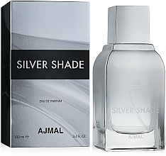 Ajmal Silver Shade - Apă de parfum — Imagine N2