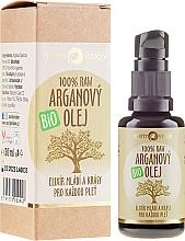 Parfumuri și produse cosmetice Ulei de argan - Purity Vision 100% Raw Bio Argan Oil