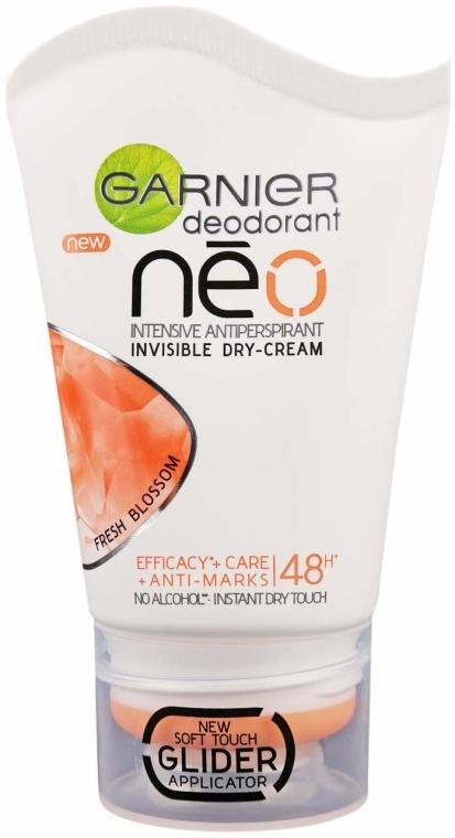 Deodorant-crema - Garnier Neo antiperspirant cremă