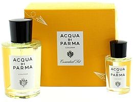 Parfumuri și produse cosmetice Acqua di Parma Colonia - Set (edc/100ml + edc/20ml)