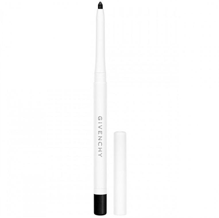 Creion dermatograf impermeabil - Givenchy Khol Couture Waterproof Eyeliner — Imagine N1