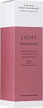 """Parfumuri și produse cosmetice Odorizant de aer """"Amiris și Portocală"""" - AromaWorks Light Range Room Mist"""
