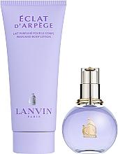 Lanvin Eclat D`Arpege - Set (edp/50ml + b/l/100ml) — Imagine N2