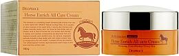 Parfumuri și produse cosmetice Cremă nutritivă cu grăsime de cal - Deoproce Horse Enrich All Care Cream