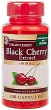 "Parfumuri și produse cosmetice Supliment alimentar ""Cireșe negre"" - Holland & Barrett Black Cherry Extract 1000mg"