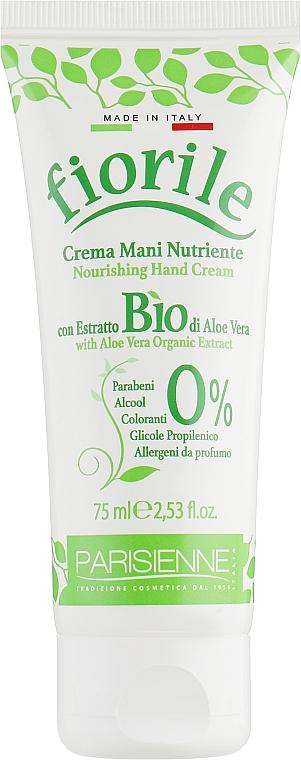 "Cremă de mâini ""Aloe Vera"" - Parisienne Italia Fiorile Aloe Vera Hand Cream"