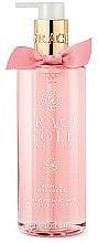 Parfumuri și produse cosmetice Săpun lichid pentru mâini - Grace Cole Peony & Pink Orchid Liquid Hand Soap