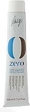 Parfumuri și produse cosmetice Vopsea-cremă fără amoniac pentru păr - Vitality's Zero Color Cream