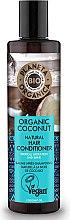 Parfumuri și produse cosmetice Balsam de păr - Planeta Organica Organic Coconut Natural Hair Conditioner