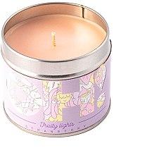 """Parfumuri și produse cosmetice Lumânare aromatică """"Căpșună"""" - Oh! Tomi Fruity Lights Candle"""