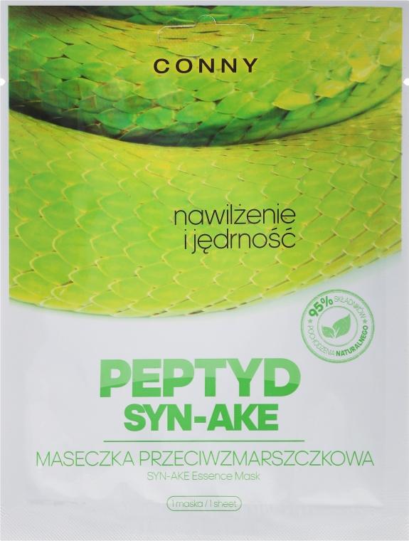 """Mască de față """"Venin de șarpe"""" - Conny Syn-Ake Essence Mask"""