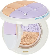 Parfumuri și produse cosmetice Primer-Corector SPF20 - Physicians Formula Mineral Wear Talc-Free Cushion Corrector + Primer Duo