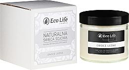 """Parfumuri și produse cosmetice Lumânare parfumată """"Fructe de pădure"""" - Eco Life Candles"""