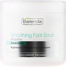 Parfumuri și produse cosmetice Scrub pentru picioare - Bielenda Professional Podo Expert Program Smoothing Foot Scrub With Urea and Pumice