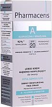 Parfumuri și produse cosmetice Cremă profund hidratantă pentru față - Pharmaceris A Vita Sensilium Deeply Moisturizing Cream