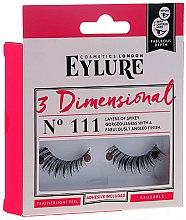 Parfumuri și produse cosmetice Gene false №111 - Eylure 3D Dimensional Lashes