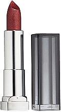 Parfumuri și produse cosmetice Ruj mat de buze - Maybelline Color Sensational Matte Metallics Lipstick