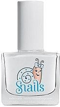 Parfumuri și produse cosmetice Fixator lac de unghii - Snails Natural Top Coat