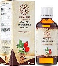 Parfumuri și produse cosmetice Ulei esențial de măceș - Aromatika