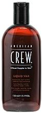 Parfumuri și produse cosmetice Ceară lichidă de păr - American Crew Classic Liquid Wax