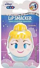 "Parfumuri și produse cosmetice Balsam de buze ""Cinderella"" - Lip Smacker Disney Emoji Cinderella Lip Bibbity Bobbity Berry"