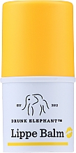 Parfumuri și produse cosmetice Balsam pentru buze - Drunk Elephant Lippe Balm