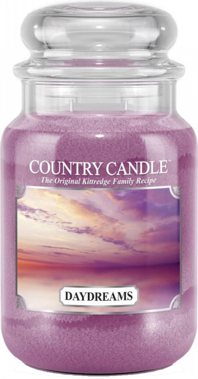 "Lumânare aromată ""Dreams"" (borcan) - Country Candle Daydreams — Imagine N2"