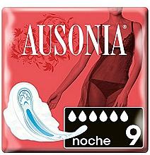 Parfumuri și produse cosmetice Absorbante de noapte, 9 buc - Ausonia Night Ultra Towels
